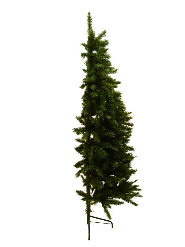 polovoční vánoční stromek