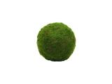Mechová koule, zelená, 30 cm