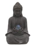 Fontána Budha s magickou koulí, s čerpadlem