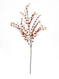 Eukalypt větvička, oranžový, 110cm